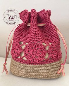 New Designs for FREE crochet bag pattern images Easy And Stylish! - Page 61 of 61 - Beauty Crochet Patterns! Crochet Shell Stitch, Free Crochet, Knit Crochet, Bag Patterns To Sew, Knitting Patterns Free, Crochet Patterns, Crochet Handbags, Crochet Purses, Crochet Bags