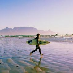 Where to Surf in Cape Town | Travel + Leisure
