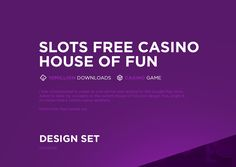 House of Fun App Icon Design on Behance