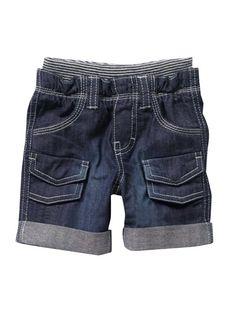 Baby Boy Shorts DENIM BRUT