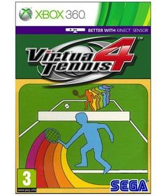 jeux video avec boites vintage virtua tennis 4   Jeux vidéos avec boîtes vintage   vintage photo parodie jeux videos image boite