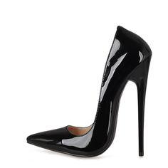 Nightclub Slip On Women Womens Ultra Fetish Pointed Toe Extreme High Heels Heel Dress Shoes 14cm Pumps Funky Plus Size Club