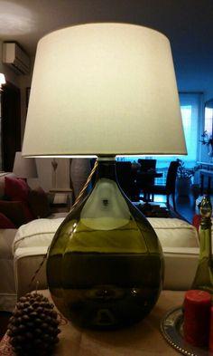 Damigiane......lampade