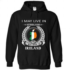 BORN IN IRELAND - personalized t shirts #tee #fashion