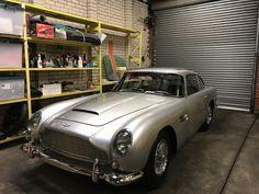 The modern Bond 007 - Aston Martin DB11 #AstonMartin #JamesBond #BookAclassic #classiccar #blog