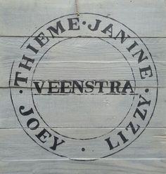 Naam bord -pallethout-steigerhout-zelfgemaakt-diy-veenstra