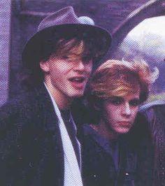 Nick and John