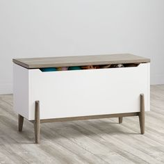 Shop Wrightwood Toy Box.  Our Wrightwood Toy Box will feel right at home in any room of your house.