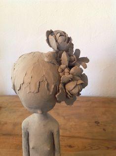 Maria Rita Pires is an Portuguese Artist who creates sculptures in the Figurative style. Maria Rita graduated Art school, Ar.Co. in 1995, Ceramics course.