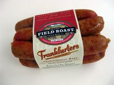 Am I alone in thinking the Field Roast Frankfurters are the best vegan hot dogs in existence? They aren't squishy like some of the tofu-based dogs and they hold up to all cooking methods. Add some vegan chili and cheese...oh, man...getting hungry!