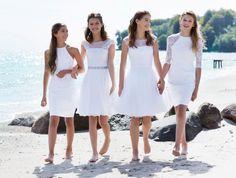Reklame: Flotte konfirmationskjoler fra LILLY | Vi Unge
