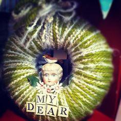"""""""My Dear"""" by #SCAD alum Katie Runnels, $62"""