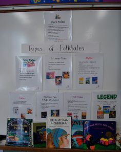 Thinking in Third!: Folktales