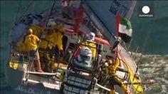 Triunfo del Abu Dhabi en la primera etapa de la Volvo Ocean Race