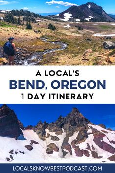 What We Cover in This Episode The best time of year to visit Bend, OR, coveted by locals. Learn about quirky spots, including an old school that's been turned into a fantastic hotel. The best hiking, biking & swimming excursions found around Bend. Bend's skinny dip friendliness! The number one mountain biking trail in North America. What you should know about shared biking & hiking trail etiquette. And one Bend adventure that's worth skipping.