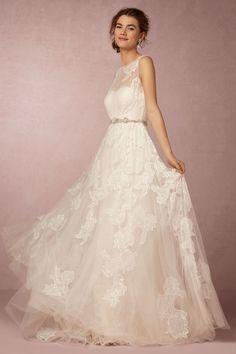 Fleuretta Gown from @BHLDN