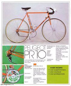 1975 Peugeot PR-10 catalog
