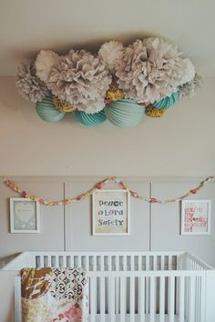 8 Ways to Make a Small Kid's Room Feel Bigger by Drawing Attention to the Ceiling | Apartment Therapy