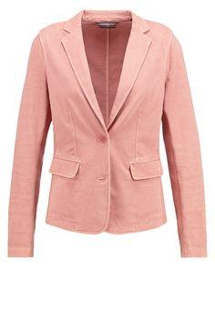 Marc O'Polo Blazer - melone pink - Zalando.de Marc O Polo, Blazer, Pink, Jackets, Women, Fashion, Getting Married, Down Jackets, Moda