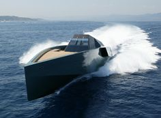 Top 10 Craziest Future Boat Designs  - Have you ever spent sometimes harbor only to notice that boats seem to look alike or lack any sense of uniqueness at all? If you are tired of the cook... -  Wallypower 118 Super Yacht .
