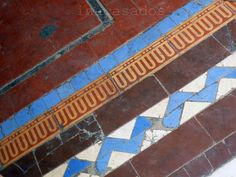 cement tiles / azulejos hidráulicos. buenos aires, argentina. ina casados