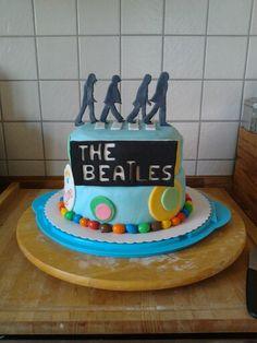 Meine Beatles Torte!