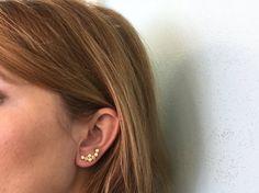 Get your Freida Rothman at Oak Ridge Jewelers #FreidaRothman #weloveFrieda #earclimbers oakridgejewelers.net Oak Ridge, Jewels, Earrings, Accessories, Ear Rings, Jewelery, Gemstones, Jewelry, Jewerly