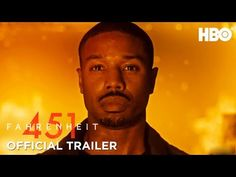 HBO Films has released the Fahrenheit 451 official trailer featuring Michael B. Jordan and Michael Shannon. The film is premiering on May 19.