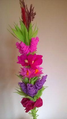 Flower Studio, Easter Crafts, Quilling, Paper Flowers, Floral Arrangements, Folk Art, Bunny, Spring, Techno