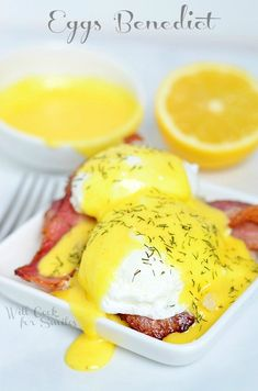 Hollandaise Sauce an