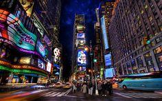 New york-  The city that never sleeps
