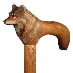 WILSON STAFFS WALKING STICKS custom, hand carved sticks and canes.