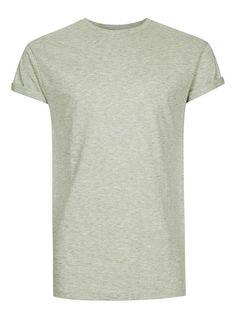 Khaki Muscle Fit T-Shirt - T-shirts & Tanks - Clothing - TOPMAN USA