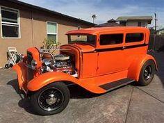 Ford : Model A MODEL A 1928 FORD MODEL A SEDAN TUDOR HOT ROD - http://www.legendaryfind.com ...