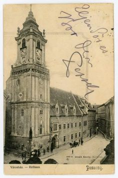 Fotka Bratislava, Notre Dame, Times, Google, Travel, History, Viajes, Destinations, Traveling