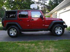 2012 Jeep Wrangler = MY ULTIMATE DREAM CARperfect - love the color!