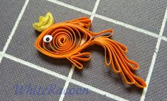 quilled fish.