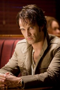 Stephen Moyer aka Bill Compton, TrueBlood