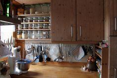 Grimmskram: Kommandozentrale in der Küche ;-)