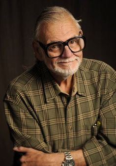 You can't have Zombieland without out the founder of all that is Undead. George A. Romero is the King Of Horror & the Undead! Scary Monsters, Famous Monsters, Horror Icons, Horror Films, Zombie Illustration, George Romero, Evil Dead, I Will Remember You, Halloween Horror