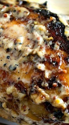 TO DIE FOR - White Barbecue Chicken.... there is no other way to say this! This is like dream chicken and so easy to make on the grill....tastes even better than it looks! Must have at my summer parties!