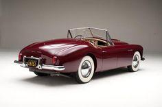 1950 Nash Healey