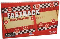 Fastrack: Ready, Aim, Score.