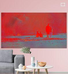 Neu in meiner Galerie bei OhMyPrints: Spaziergang bei Sonnenuntergang