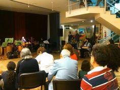 Musica en vivo en La Casa de Tucumán en La Noche de las Provincias, Más info sobre viajes en www.facebook.com/viajaportupais #lanochedelasprovincias #tucuman #norte #turismo #viajes #argentina #viajaportupais
