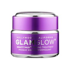 Glam Glow Mask GRAVITYMUD™ Firming Treatment, $69. Australian makeup artist Jasmine Hand picked this out for her GoStore. You can ship worldwide at international delivery rates of up to 80% off when you shop with GoSend. #gosendgo #internationalshipping #glamglowgravitymud