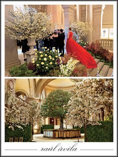 Year after year, the talented Raúl Àvila of Raúl Àvila Inc. has transformed the Metropolitan Museum of Art for the annual Costume Institute Gala, and he has also taken on the CFDA Awards, Fashion\'s Night Out, and Michael Kors\' 30th-anniversary dinner.  raulavilainc.com