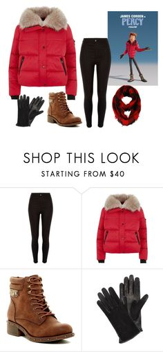 """Smallfoot"" by sassyladies ❤ liked on Polyvore featuring River Island, Rock & Candy and Lanvin"