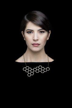 HEXAGON-wooden-lasercut-necklace
