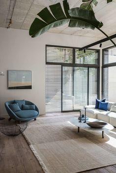The Levee: A New Hospitality Venture Captures Tel Aviv's Zeitgeist - Tel Aviv-based Bar Orian Architects Interior And Exterior, Interior Design, Luxury Accommodation, Living Styles, Tel Aviv, Apartment Design, York Apartment, Historic Homes, Industrial Style